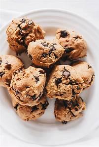 Rezept Für Kekse : 5 minuten vegane chocolate chip kekse glutenfrei und proteinreich ~ Watch28wear.com Haus und Dekorationen