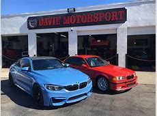 BMW Repair by Davie Motorsport in Davie, FL BimmerShops