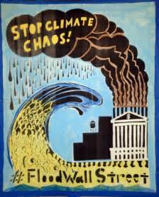 People's March Climate Protest Signs