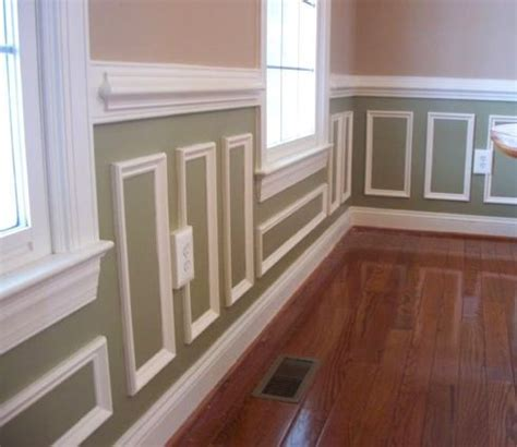 Wainscoting Frames For Wall by Wainscoting Ideas Painting A Room With Wainscoting And
