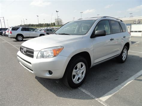 car owners manuals for sale 2007 toyota rav4 electronic throttle control used 2007 toyota rav4 4x4 sport utility 15 290 00