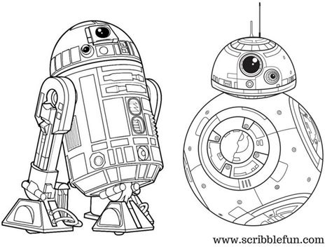 Bb 8 Printable Coloring Pages Coloring Pages Ideas