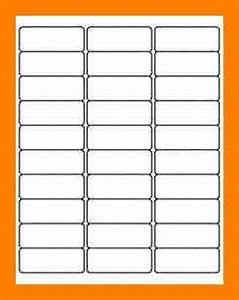 8+ avery 8660 template time table chart