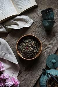 Raspberry, Leaf, Tea, Blend