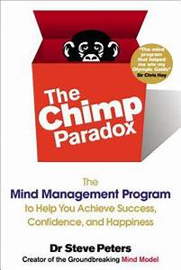 The Chimp Paradox : Steve Peters (Sp : 9780399163593