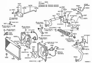 hvac system diagram 1991 toyota mr2. local dealer can 39 t find coolant  hose part number please. 1991 toyota mr2 pipe radiator no 7 pipe radiator  no 1. toyota mr2 thermostat wax  2002-acura-tl-radio.info