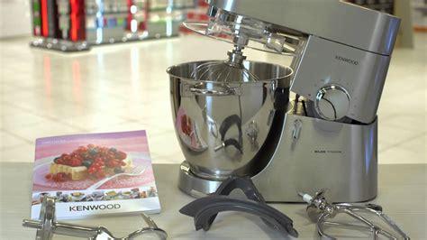 kenwood kitchen machine kmy youtube