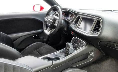 dodge challenger interior concept 2018 dodge challenger hellcat convertible redesign rt srt
