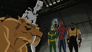 Marvel Animation Age - Ultimate Spider-Man: Web Warriors ...