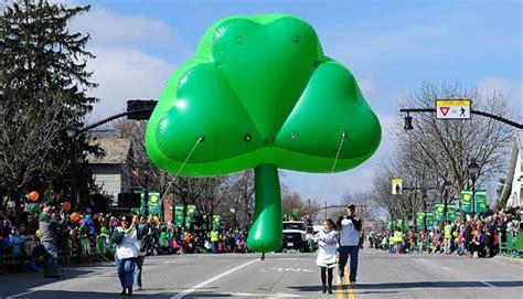 dublin ohio usa   st patricks day parade