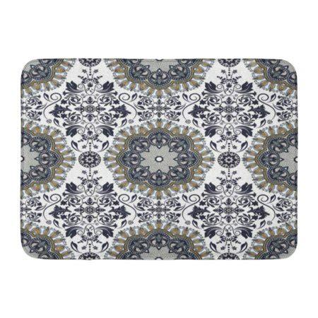 damask doormat godpok antique able damask pattern vintage classic