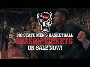 2016-17 NC State Men's Basketball Season Tickets on sale ...