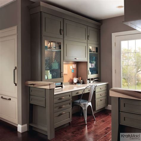 kraftmaid office cabinets google search beautiful