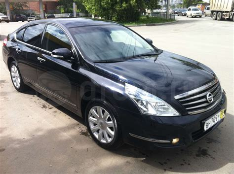Nissan Teana Wallpapers by 2011 Nissan Teana Ii Pictures Information And Specs