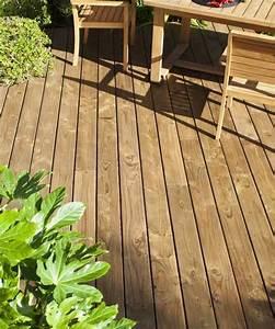 Lame De Bois Pour Terrasse : bien choisir sa terrasse en bois leroy merlin ~ Premium-room.com Idées de Décoration