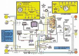 Wiring Diagram For 1961 Ford F100
