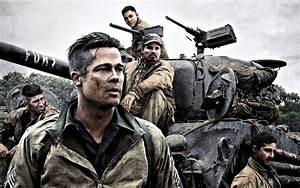 Fury: Brad Pitt ancora a caccia di nazisti nel nuovo film ...