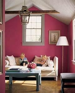 Pink, Rooms