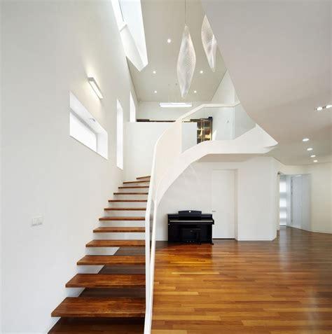 Escalier Sans Contremarche Quart Tournant by Escaliers En Bois Int 233 Rieur Et Ext 233 Rieur Id 233 Es Sur Les Designs