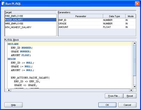 target folding what is sql developer