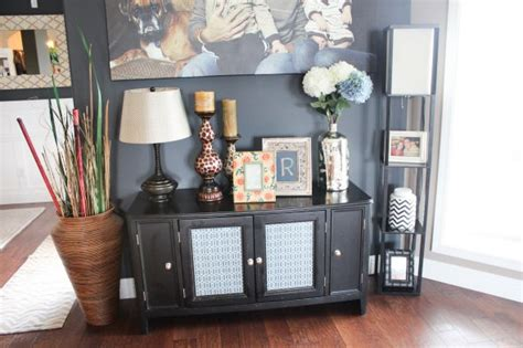 Decorating Ideas For Entertainment Center Shelves by Sprucing Up The Living Room