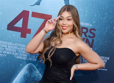 Jordyn Woods Said She's 'Very Positive' About Her Body Image Before Creating Her OnlyFans Account
