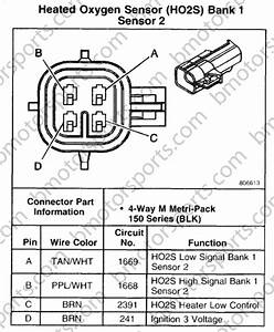 Wiring Diagram For Universal O2 Sensor