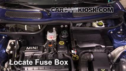 replace  fuse   mini cooper  mini cooper   cyl