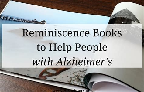 reminiscence books   people  alzheimers