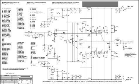 Watt Rms Amp Circuit Diagram Images