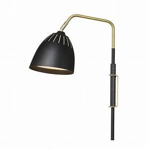 Wandlampe Ohne Kabel : lean wandlampe kabel messingschwarz jenny b ck rsj von ~ A.2002-acura-tl-radio.info Haus und Dekorationen