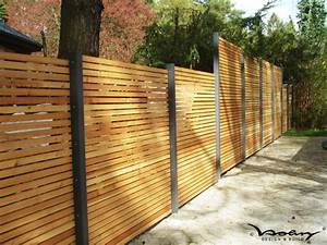 Faire Une Cloture En Bois : cl tures de jardin en 59 id es captivantes ~ Dallasstarsshop.com Idées de Décoration