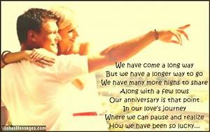 We have come a ... First Love Anniversary Quotes