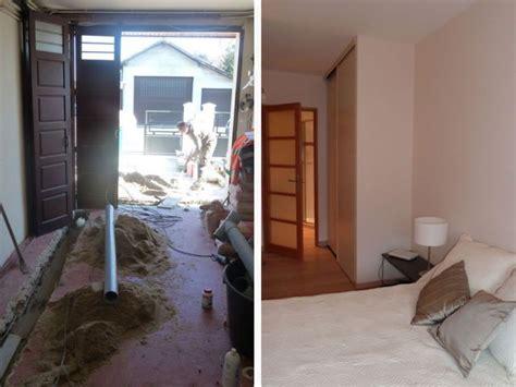 transformer un garage en chambre une chambre tout équipée en lieu et place d 39 un garage