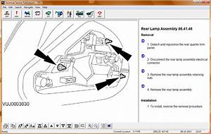 Jaguar S Type Brake Light Bulb Replacement Light Lens Cover Drivers Side Replacement Jaguar