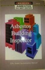 asbestos building inspection case