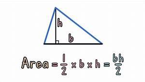 How To Calculate Area Of Triangle In Java