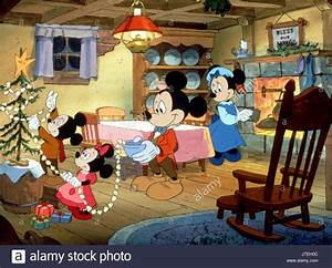 MICKEY MOUSE, MINNIE MOUSE, MICKEY'S CHRISTMAS CAROL, 1983 ...