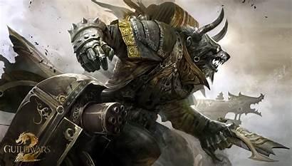 Charr Guild Wars Gw2 Engineer Wallpapers