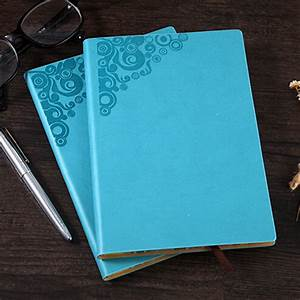 Decoration Print Pp Cover Spiral Notebook - Buy Notebook