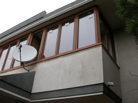 veranda in pvc verande in pvc finstral effetto legno bernocchi infissi