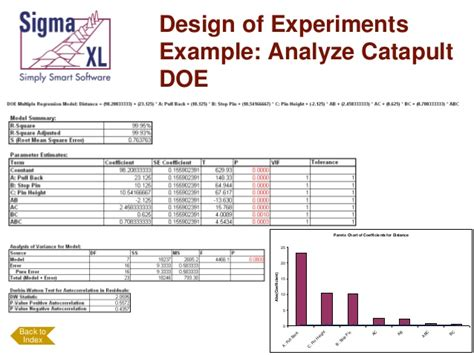 design of experiment design of experiments doe tutorial moresteam autos post