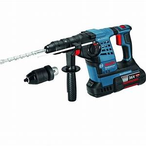 Perforateur Makita Sans Fil 36v : bosch perforateur burineur sds plus 36v gbh36vf li plus ~ Premium-room.com Idées de Décoration