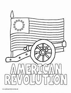 Revolutionary War Coloring Pages Revolutionary War ...