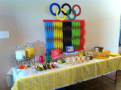17 Best Images About Olympic Theme On Pinterest Carnival