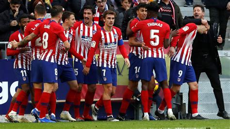 Get the latest atletico madrid news, scores, stats, standings, rumors, and more from espn. Champions League - Atletico Madrid: Atletico Madrid are above Juventus in UEFA's rankings ...