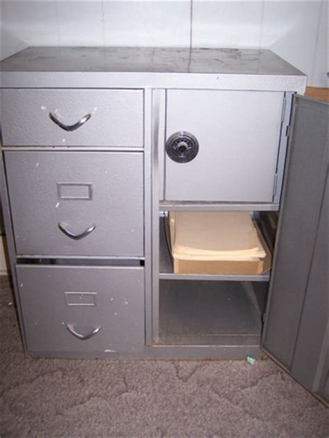 Safe Filing Cabinet Canada by Metal File Cabinet With Safe No Key And No Combination