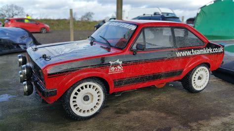 Rc Rally Car Racing by 1 10 Rc Rally Car Mk2 Build Team Kirk Rc