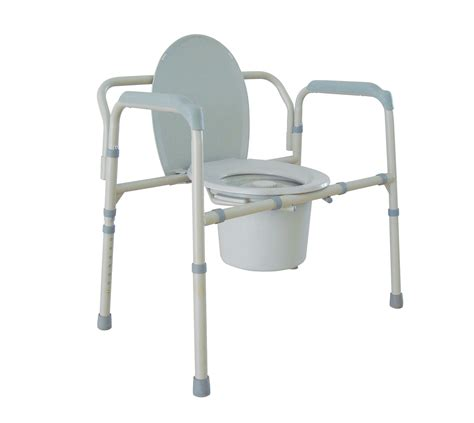 Handicap Portable Toilet Chair by Drive 11117n 2 Portable Commode