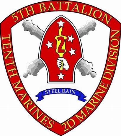 Battalion Insignia 10th Marines 5th Marine Corps